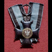 Silver Cross of the Order of Virtuti Militari