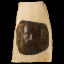 Coffin Portrain VIII, from the series: Coffin Portraits