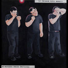 Three Basic Postures of a Vocalist on the Example of Marcin Świetlicki
